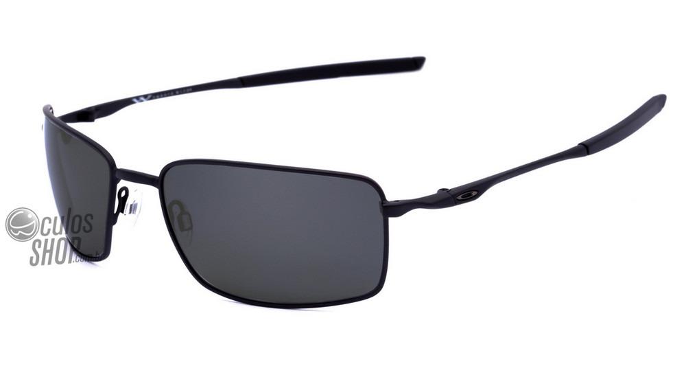 1beaea3c60 Oakley Square Wire - Óculos De Sol Matte Black/ Black - R$ 699,00 em ...