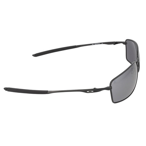 18ff6af3b2 oakley square wire polished black - black iridium oo4075-01. Cargando zoom.