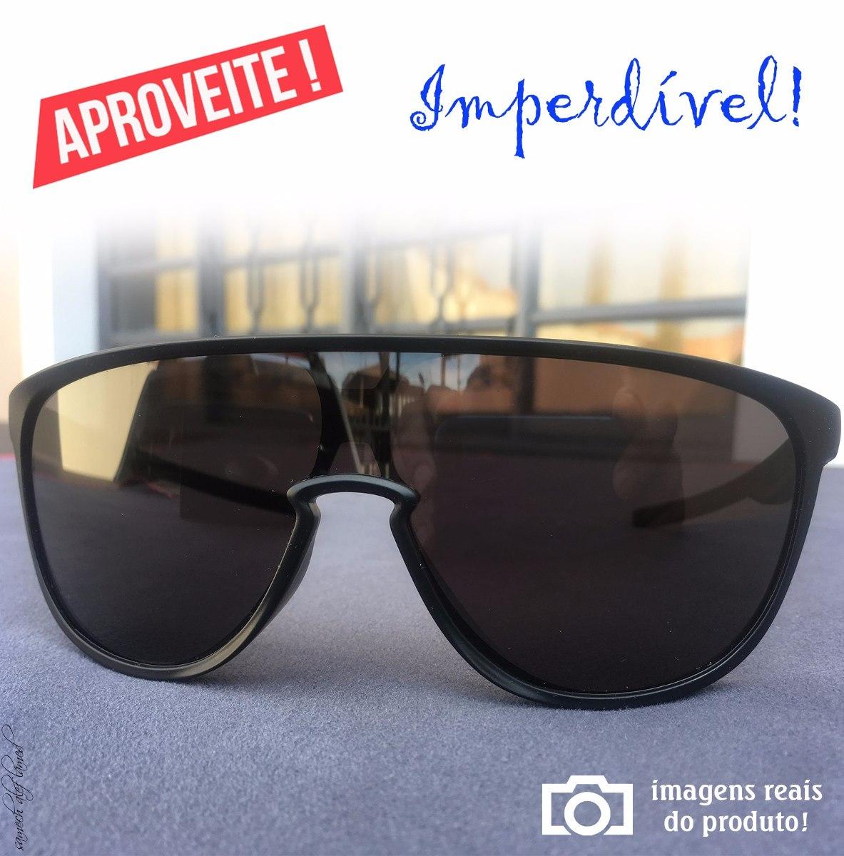 Oakley Trillbe - Óculos De Sol - Máscara - R  369,99 em Mercado Livre 67787f99fd