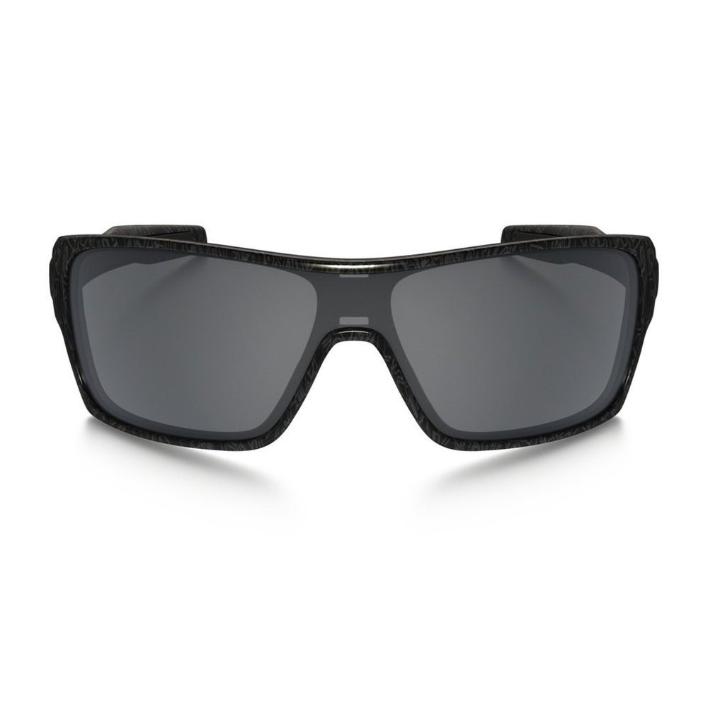 oakley turbine rotor-óculos de sol black  silver ghost text. Carregando  zoom. 66d82f3691