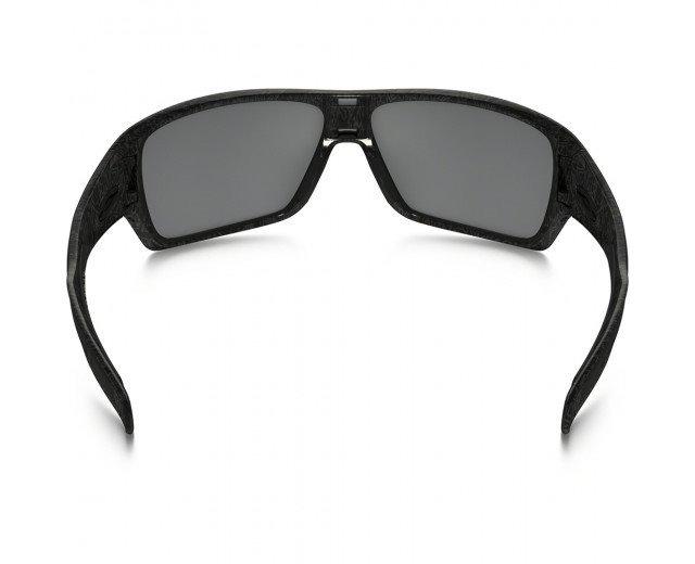 Oakley Turbine Rotor-óculos De Sol Black  Silver Ghost Text - R  380 ... 11f92cf402