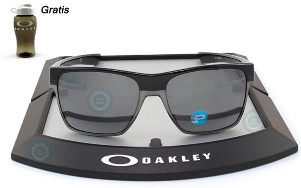 ceaf07508abb5 Oakley Twoface Xl 9350 01 Black - Black Iridium Polarizado ...