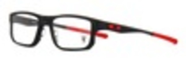 Oakley-voltage Ferrari 55-óculos De Grau-preto E Vermelho - R  428 ... 3ec07e2de8