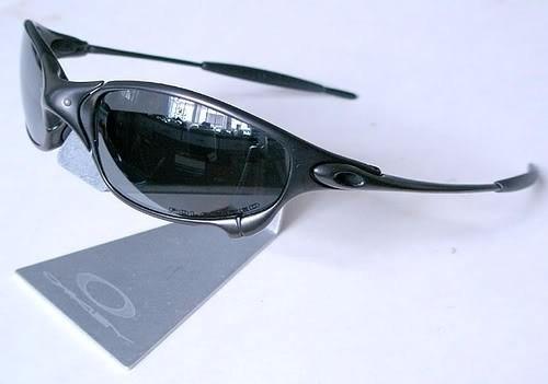 a2a3dcbfc9e14 Oakley X Metal Polarizado X Squared Carbon Black Juliet 24k - R  189 ...