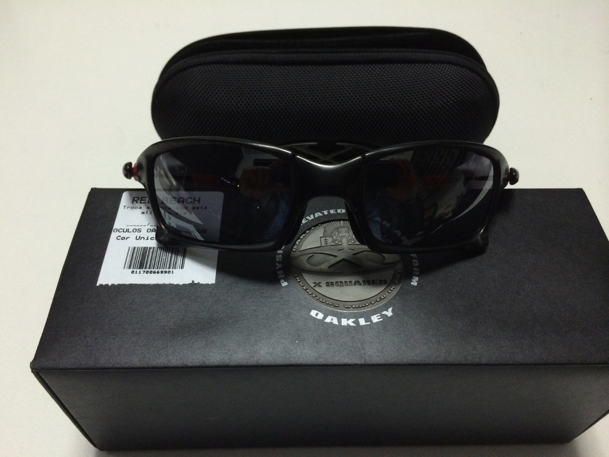 b30459302 Oakley X-squared Ducati Original - R$ 1.400,00 em Mercado Livre