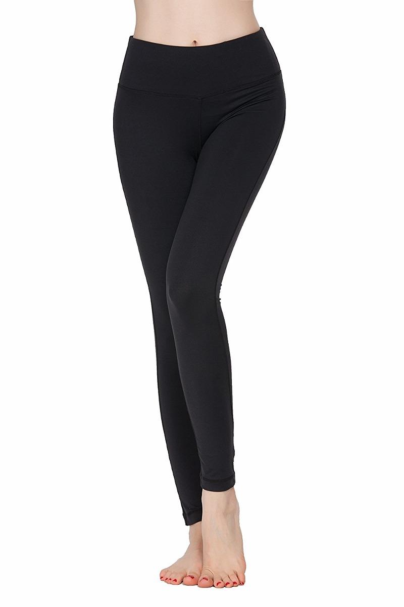 46f2295b753ac oalka women power flex yoga pants workout running legging... Cargando zoom.