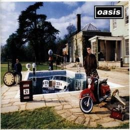 oasis be here now cd nuevo