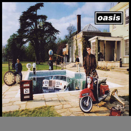 oasis be here now remastered deluxe importado cd x 3 nuevo
