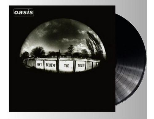 oasis - don't believe the truth [new vinyl]  disponible!