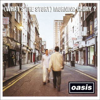Oasis Whats The Story Morning Glory Cd Nuevo Original