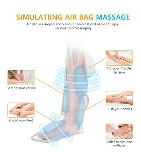 oasisspace air compression compression massager-air compress