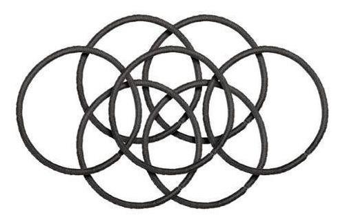 oastless mujer 2 mm elastics negro 29 count