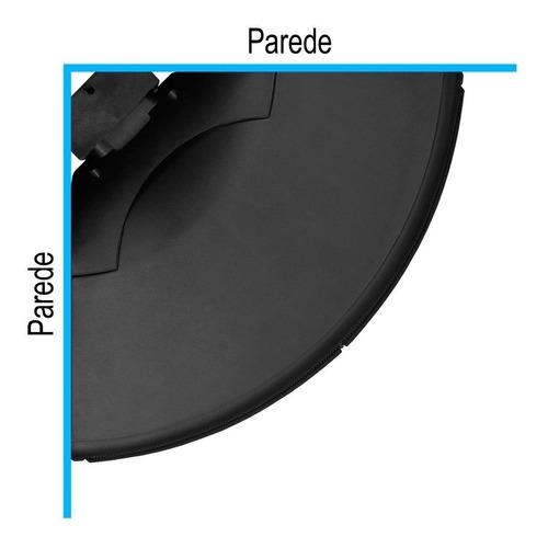 ob240 - caixa acustica passiva 80 w preta ob 240 - oneal