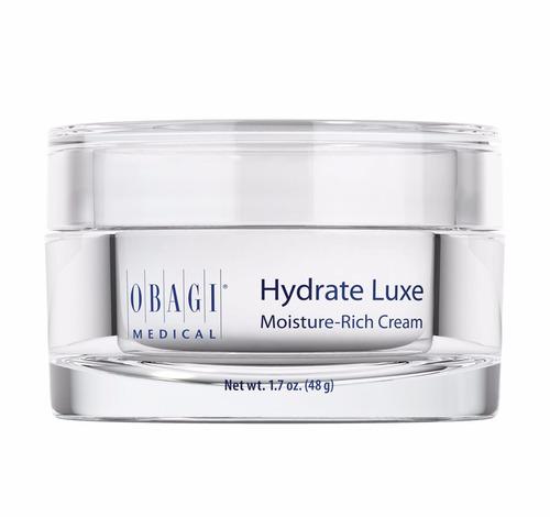 obagi nu-derm hydrate luxe crema alta hidratación 48g/1.7oz