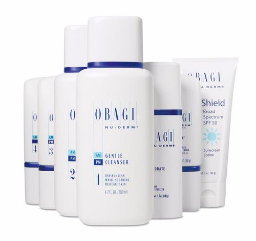 obagi nu-derm system kit cuidado piel normal a seca