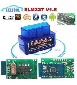 Obd2 Bluetooth Scanner Carro Elm327 Original Versão 1 5
