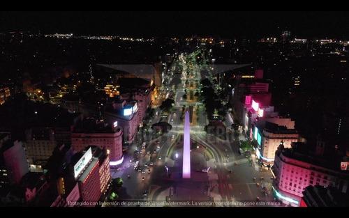 obelisco-noche, paralelo
