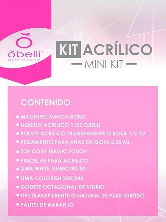 Hermosa Mini Kit De Uñas Ideas - Ideas de Diseño de Arte de Uñas ...