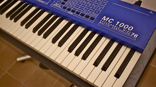 oberheim mc1000(com hard-case)