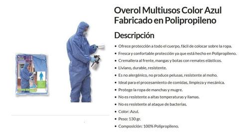 oberol multiusos polipropileno proteccion corporal medellin