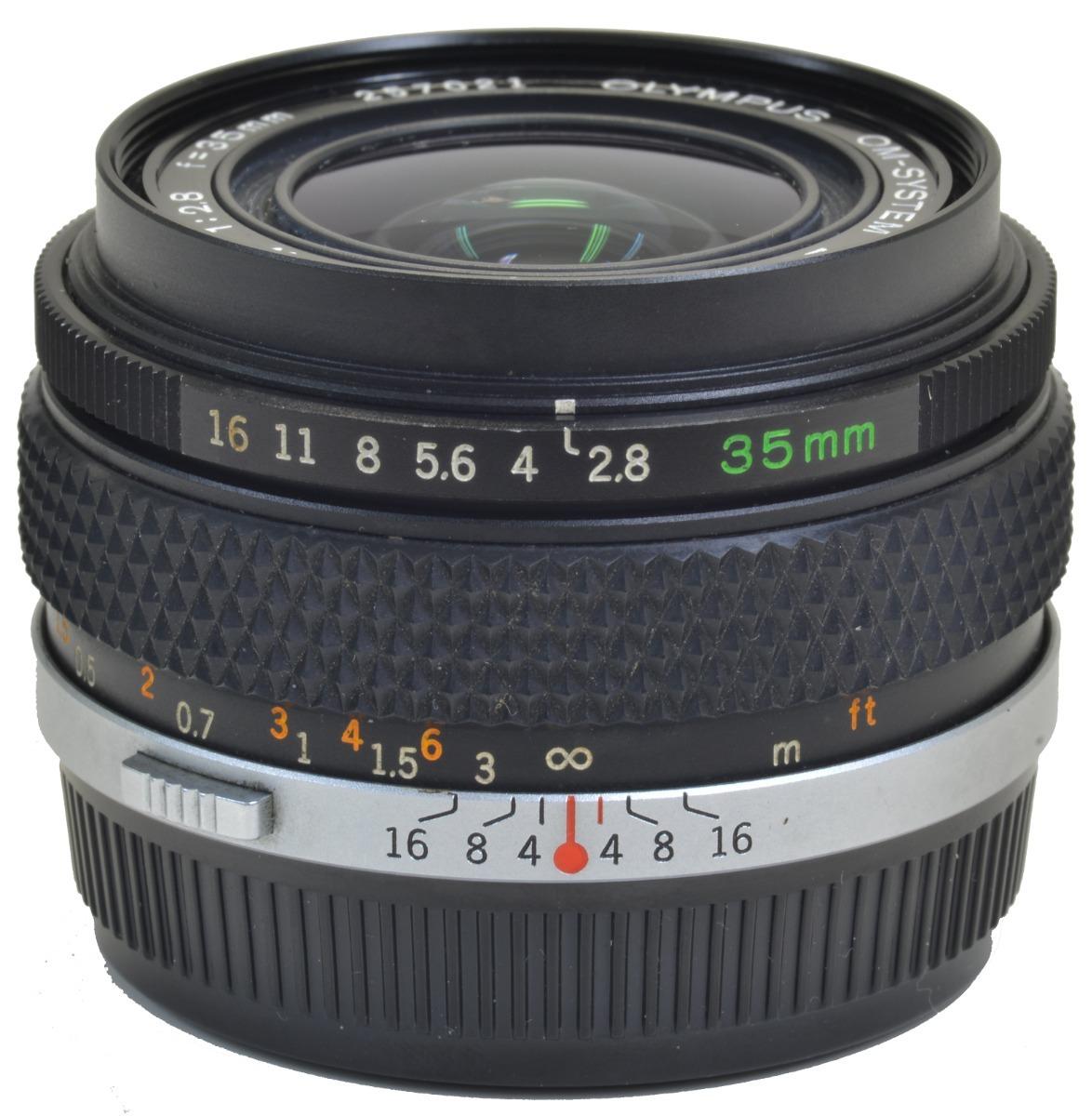 Objetiva Olympus 35mm 2 8 257021