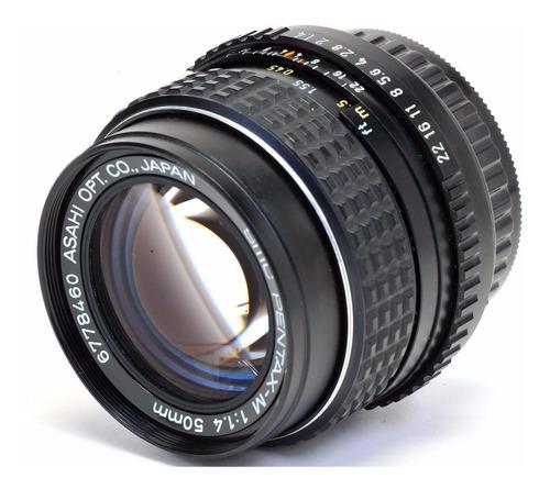 objetiva pentax 50mm 1.1.4 mecânica 6778460