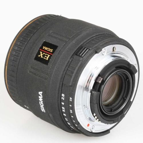 objetiva sigma dg 50mm f2.8 d macro para nikon