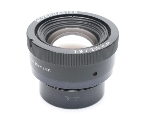 objetivo 210mm f9 para macro repromaster -usado- efe9
