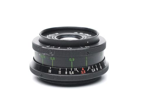 objetivo 50mm f3.5 industar m42 -usado- efe9