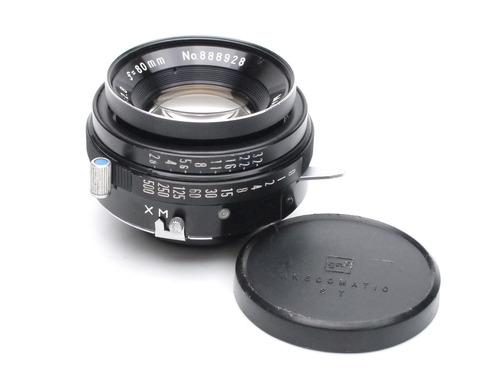 objetivo 80mm f2,8 mamiya -usado- efe9