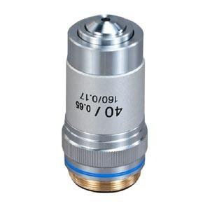 objetivo acromático para microscopio 40x