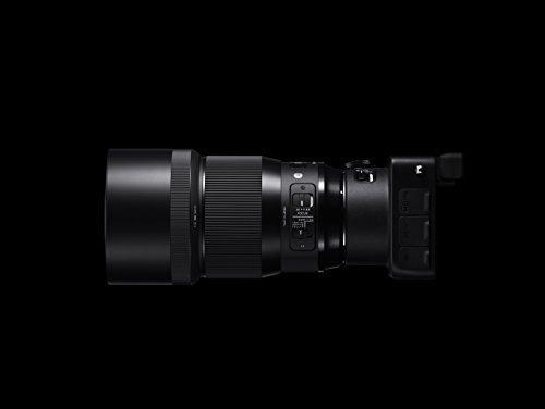objetivo sigma 135 mm f / 1,8 dg hsm art para canon ef (2409