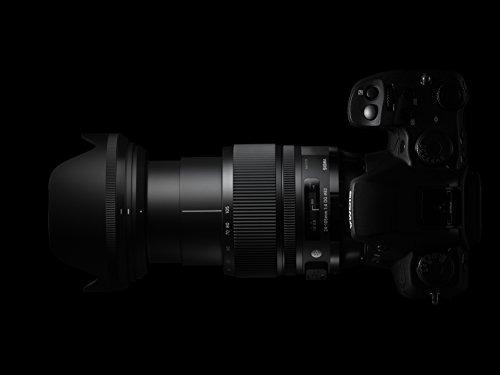 objetivo sigma 24-105mm f4.0 art dg os hsm para canon