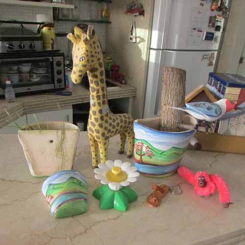 objetos de jardim variados (todos)