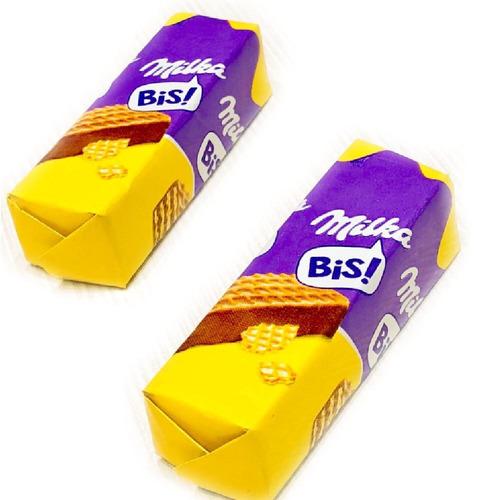 obleas milka bis! (promo x 16un) - muy barata la golosineria