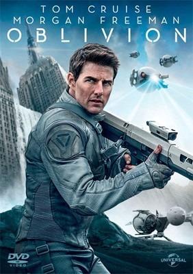 oblivion   -tom cruise -ficção -dvd