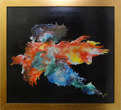 obra de arte paula fraga - águas do cosmos i
