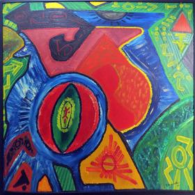Obra De Arte Vitor Freitas - O Reino Da Intuição