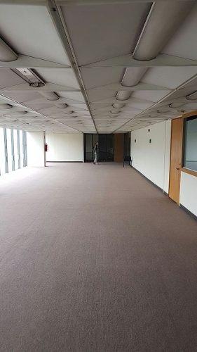 obra gris, piso 1 con 1069 m2, cuspide
