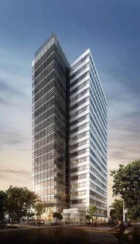 obra gris, piso 14 al 19 con 571 m2, domminium2