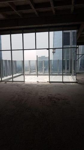 obra gris, piso 17 con 1,650 m2, insurgentes