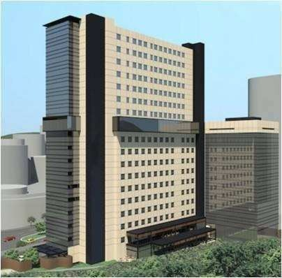 obra gris,  piso 2 con 533 m2 piso 9 con 277 m2, hills2