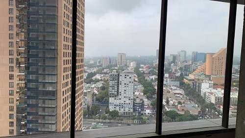 obra gris, piso 20 con 1400 m2  miyana