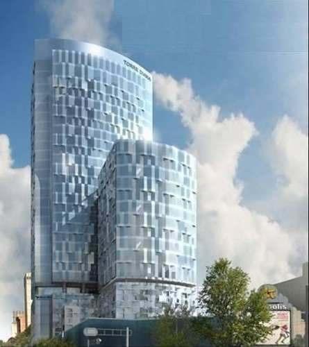 obra gris, piso 22con 861 m2, m2 tdiana