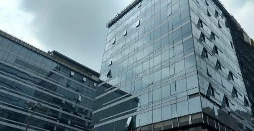 obra gris, piso 3 con 1240 m2, piso 8 con 1240 m2 plazap3