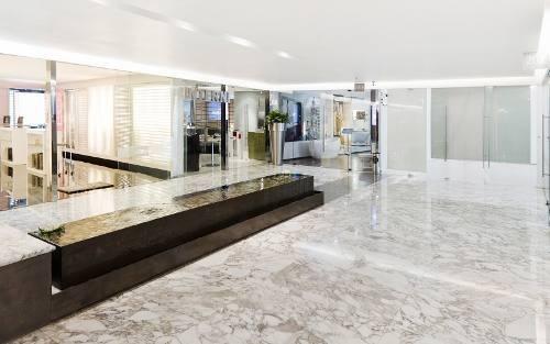 obra gris,  piso 3 con 700 m2, piso 4 con 400 m2  cad