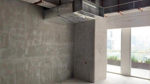 obra gris, piso 7 con 255 m2, piso 9 con 364 m2, mapfre3