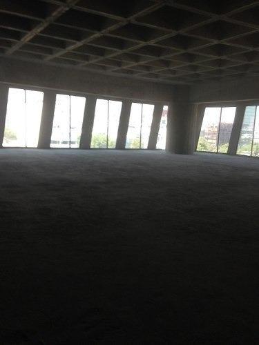 obra gris, piso 7  con 703 m2 piso 16  con 1,436 m2 puntopol