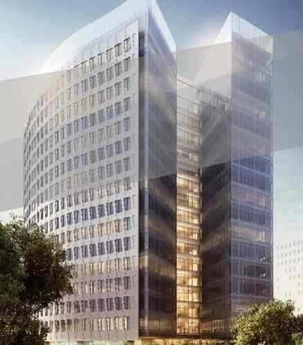 obra gris, piso 7 con 703 m2 piso 16  con 1,436 m2 puntopol2