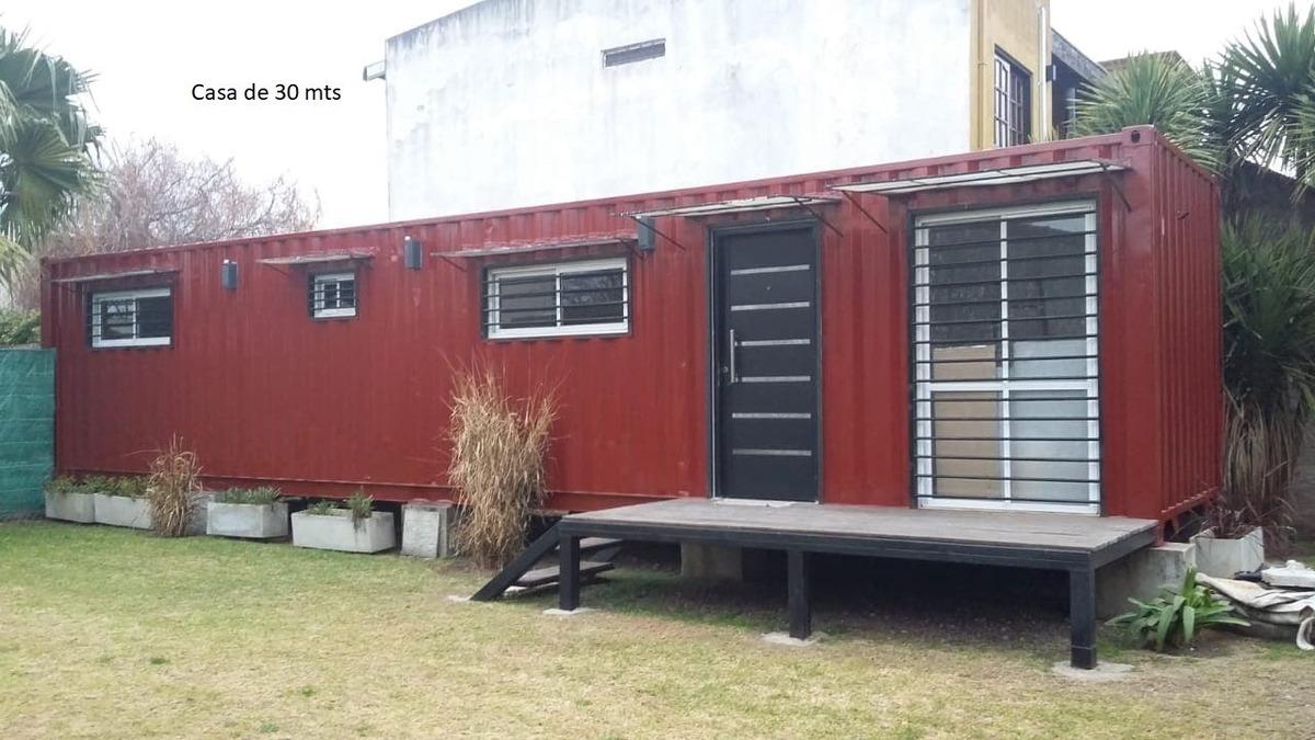 obrador vivienda oficina casa contenedor 34
